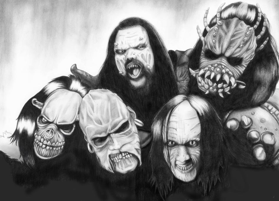 Lordi by Nosferatu89