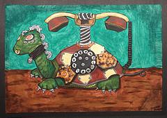 Turtlephone by Mind-On-Autopilot