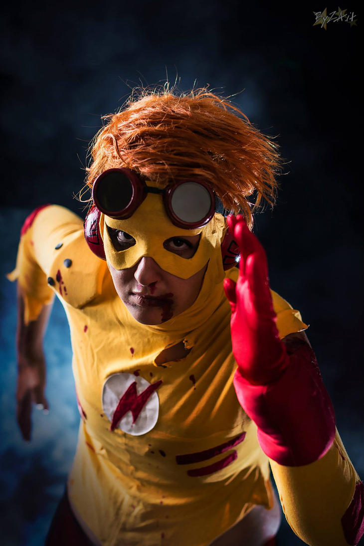 Kid Flash Costume Toddler