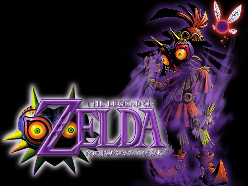 Skull Kid Wallpaper: Majora's Mask Skull Kid By Josesama On DeviantArt