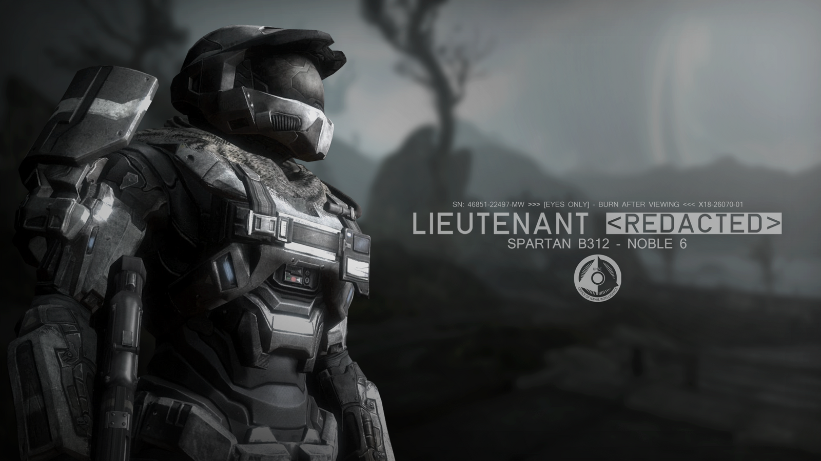 Halo Reach Noble 6