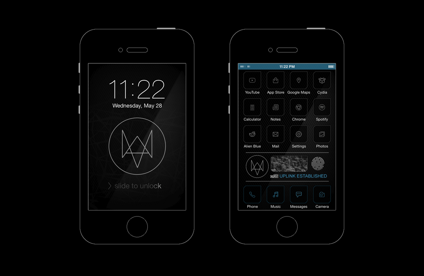 NEXUS - A Watch_Dogs iOS Setup by MorningWar on DeviantArt