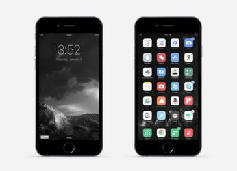 Andora - An iOS Setup by MorningWar