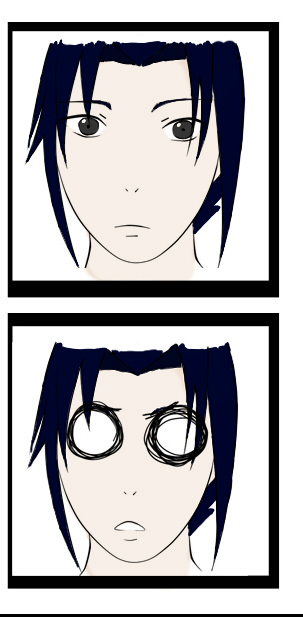 Sasuke's Surprise by lerysakon
