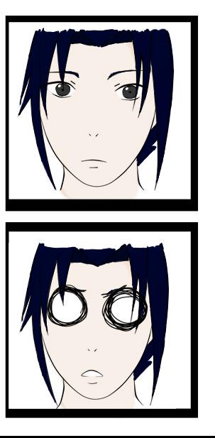 Sasuke's Surprise by lerysakon