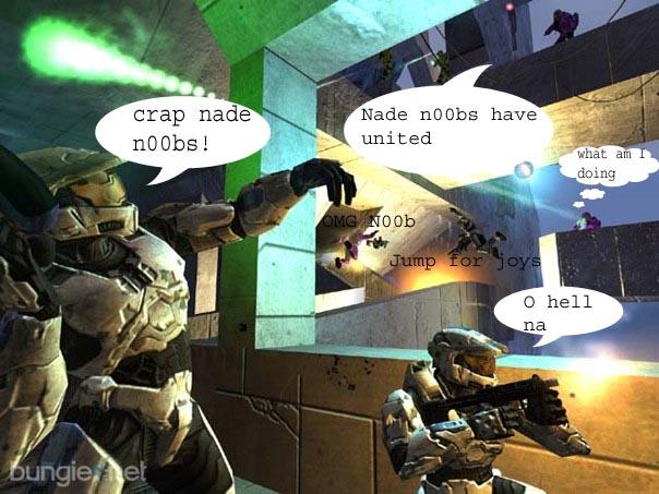 Halo jokes 7 by Gamersdan on DeviantArt