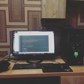 Development Desktop PC by DRSDavidSoft