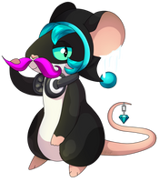 Redraw Mouse by redpandiey