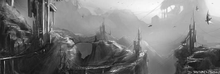 Concept Outpost