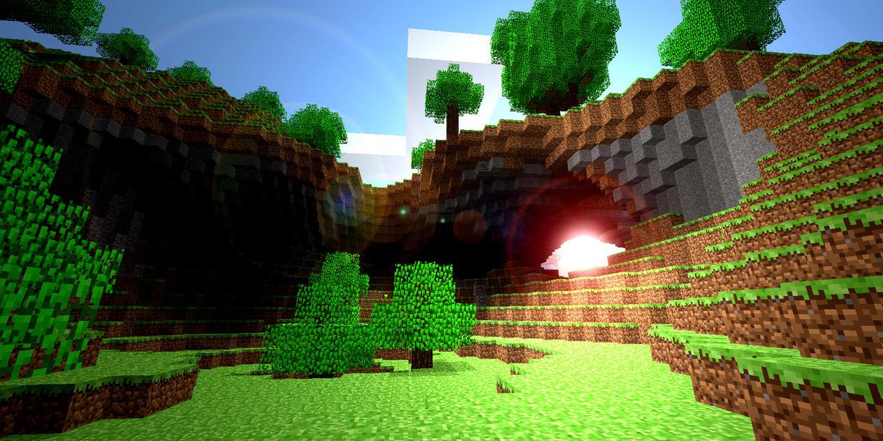 Minecraft Arch By HarryIsland On DeviantArt - Minecraft skywars spiele