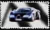 Bugatti Veyron Stamp by jenniferlaura