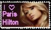 Paris Hilton Stamp by jenniferlaura