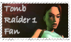 Tomb Raider 1 Stamp by jenniferlaura