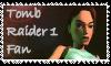 Tomb Raider 1 Stamp by jenniferlaura