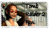 Tomb Raider 2 Stamp by jenniferlaura