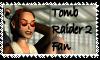 Tomb Raider 2 Stamp by jenniferlaura