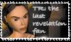 TR: The Last Revelation Stamp by jenniferlaura