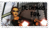 Tomb Raider Chronicles Stamp by jenniferlaura
