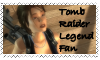 Tomb Raider Legend Stamp by jenniferlaura