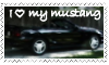 Mustang Stamp for Darqflame by jenniferlaura