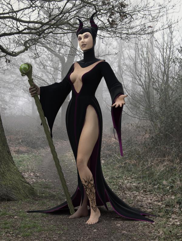 Maleficent 1 by edemsxxi
