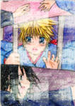 Sasunaru: Don't forget me...