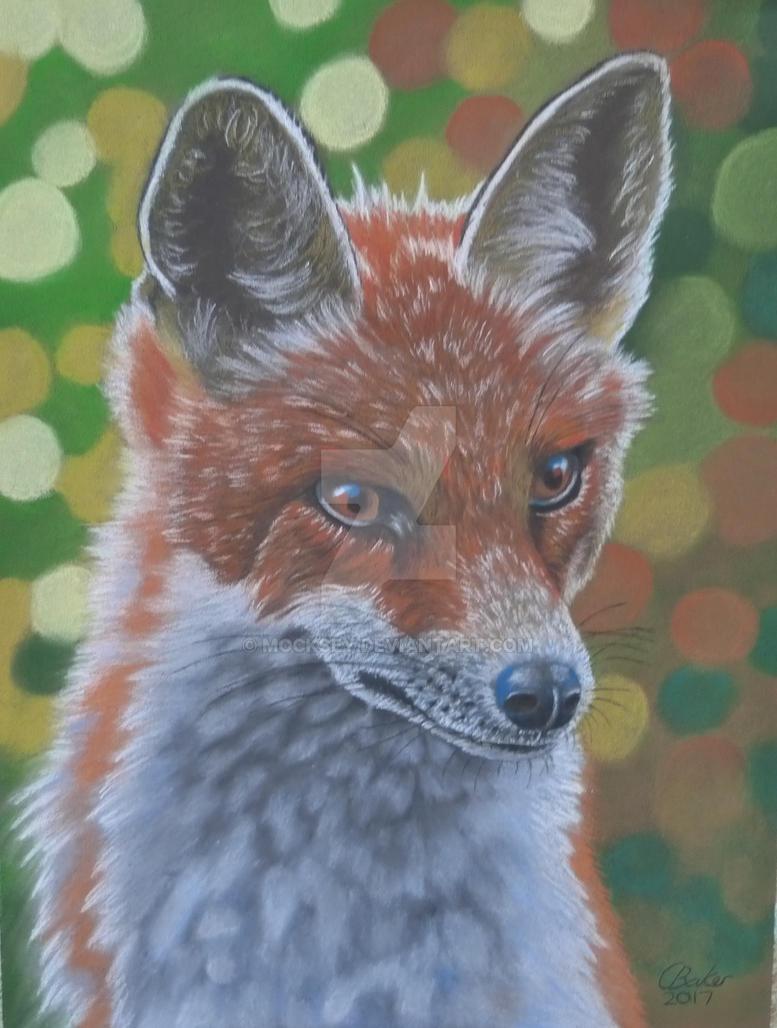 Fox by mocksey