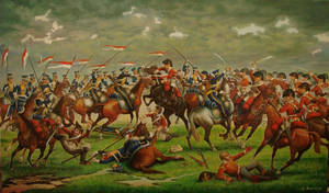 Battle of Albuera 1811 Part 1 by matej16