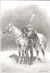Trooper 1st regiment of Light-horse