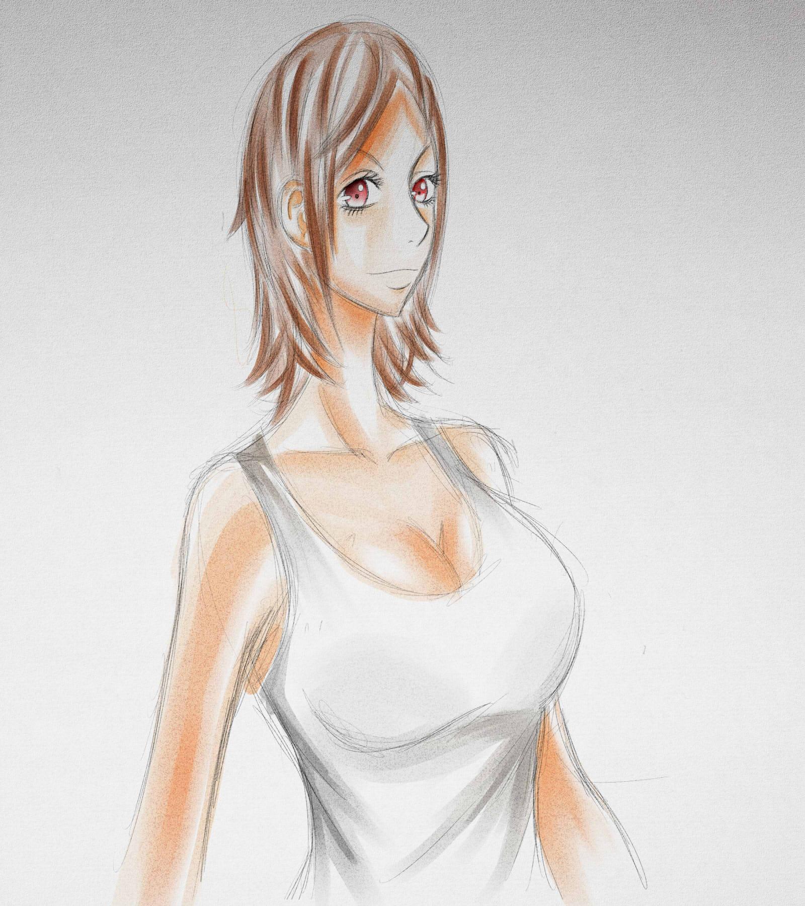 Final Texture Test by AzureDevilXENO