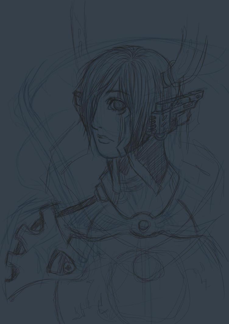 Sketch 7-31-14 by AzureDevilXENO