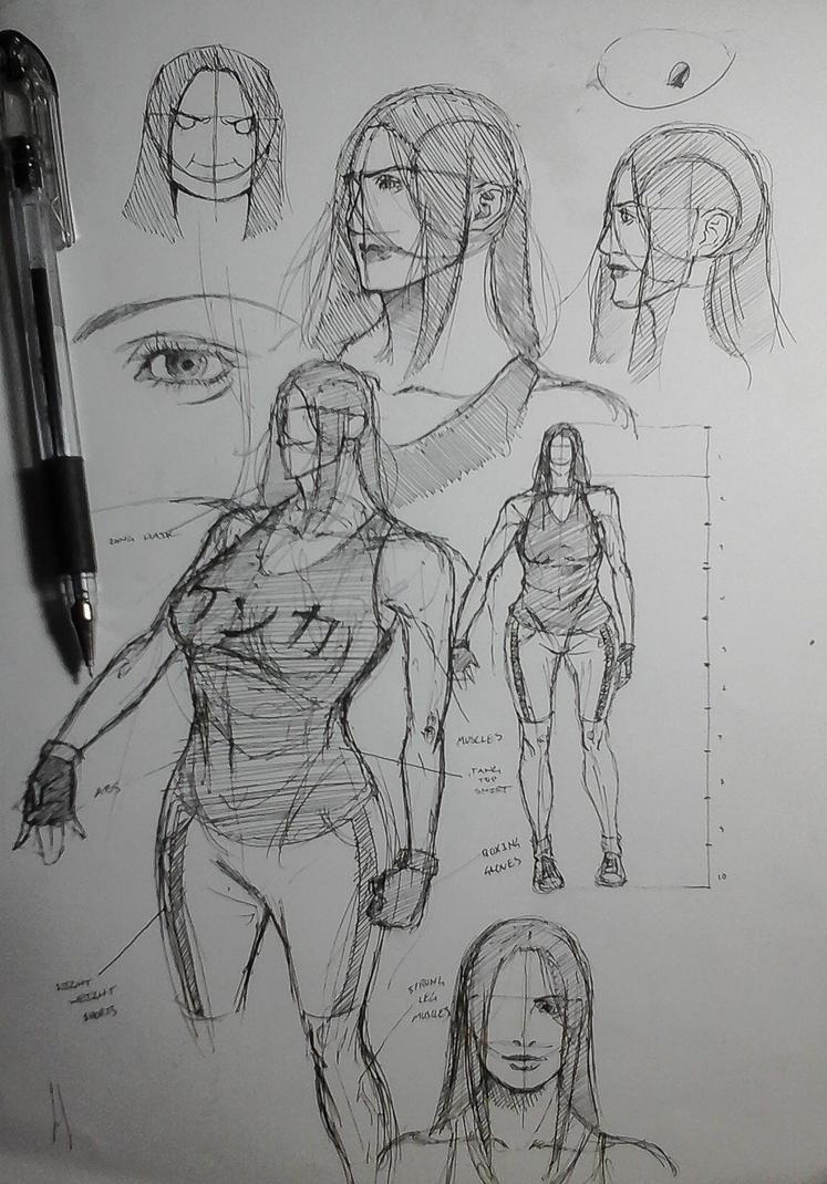 Sketch 4-8-15 by AzureDevilXENO
