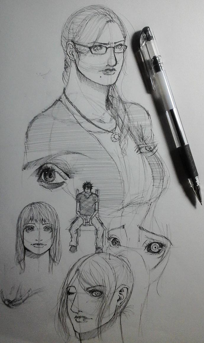 Sketch 4-10-15 by AzureDevilXENO