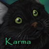 Karma Cat Icon by Frayta