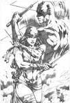 Elektra/Daredevil