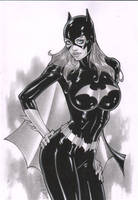 Batgirl by Ed-Benes-Studio