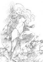 Goblin Queen by Caio by Ed-Benes-Studio
