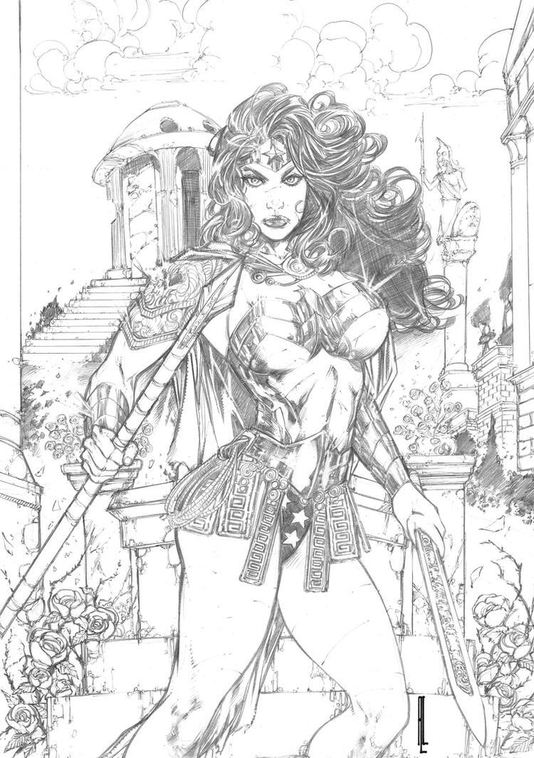 Princess Diana by Almeida by Ed-Benes-Studio