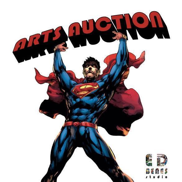 Arts Auction - Ed Benes Studio