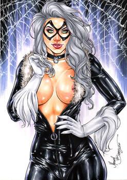 Black Cat by Mariah Benes - Ed Benes Studio