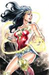 Wonder Woman by Diego Bernard