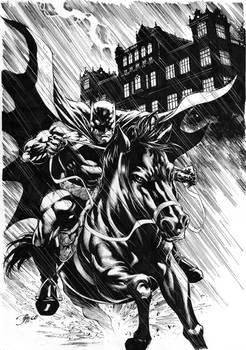 Batman by Diego Bernard