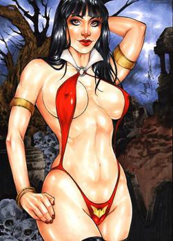 Vampirella by Mariah Benes