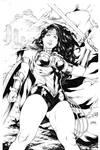Wonder Woman by Leo Matos