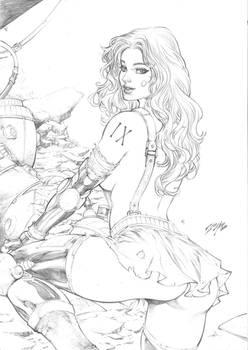 Aphrodite IX by Iago Maia