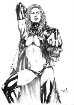 Goblin Queen by Dacilio Costa