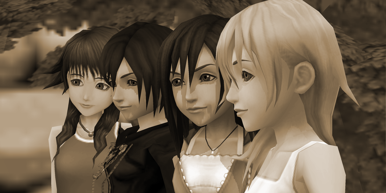 [MMD] A memory for the future... by kazuki9484