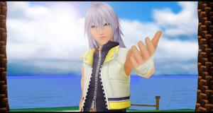 [MMD] Update: Riku KHII DDD - DL!!!