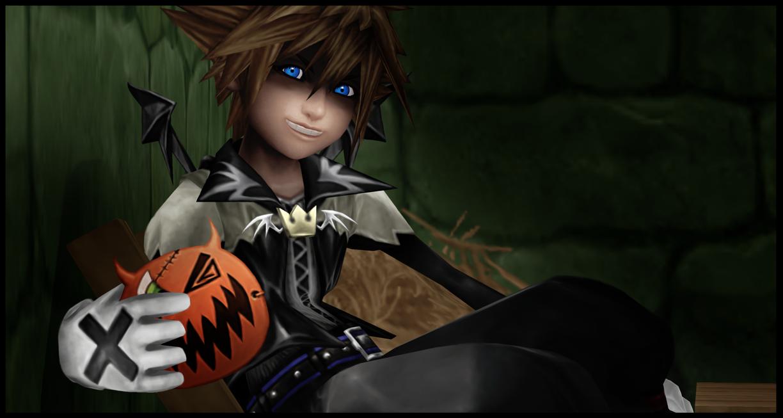 MMD] Halloween Town Sora - DL!!! by Otzipai-Art on DeviantArt
