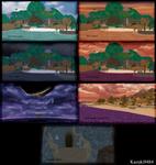 [MMD] Destiny Islands Pack - DL!!!